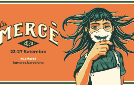 Barcelona, protagonista de la Mercè 2020