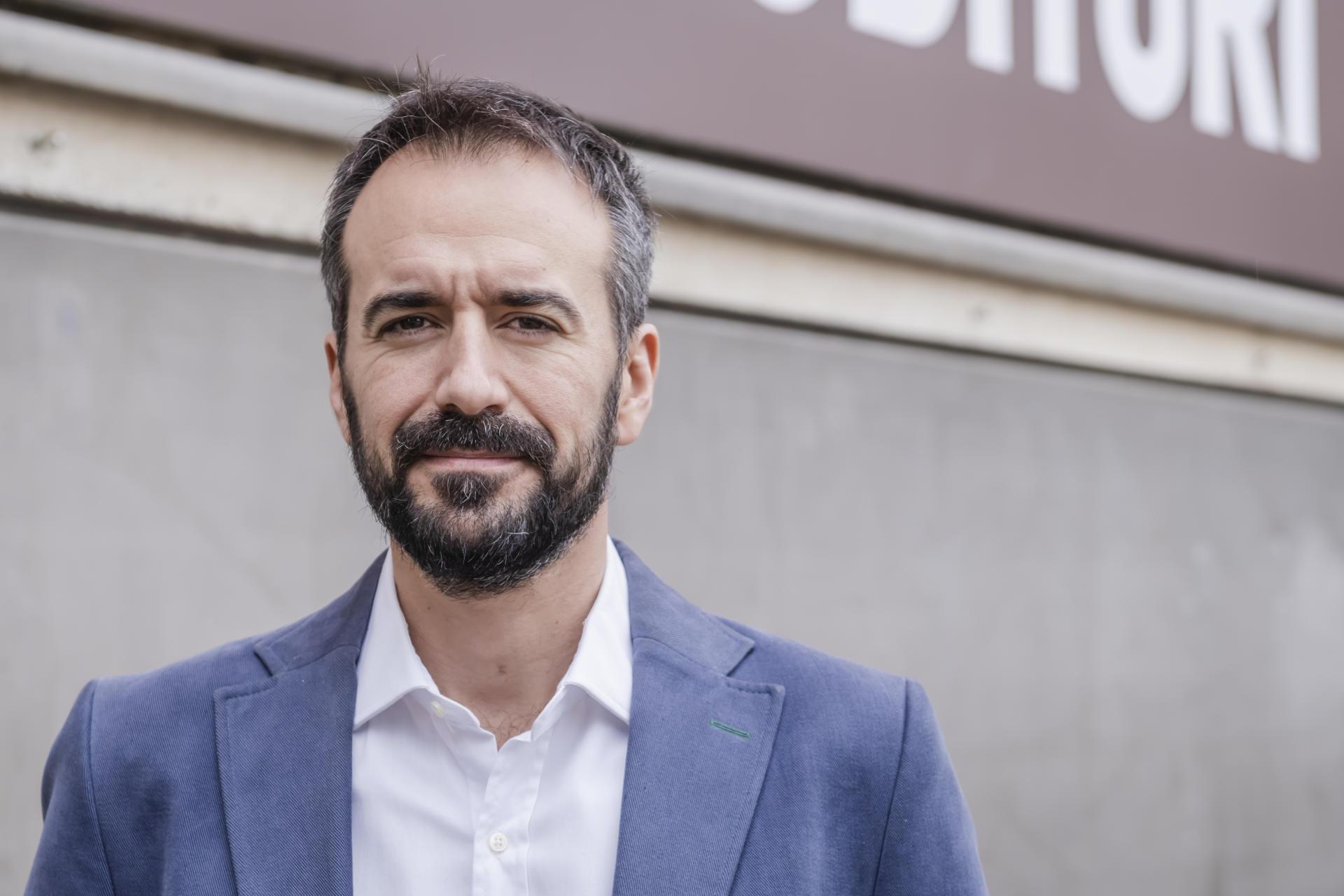 Robert Brufau, director de L'Auditori de Barcelona