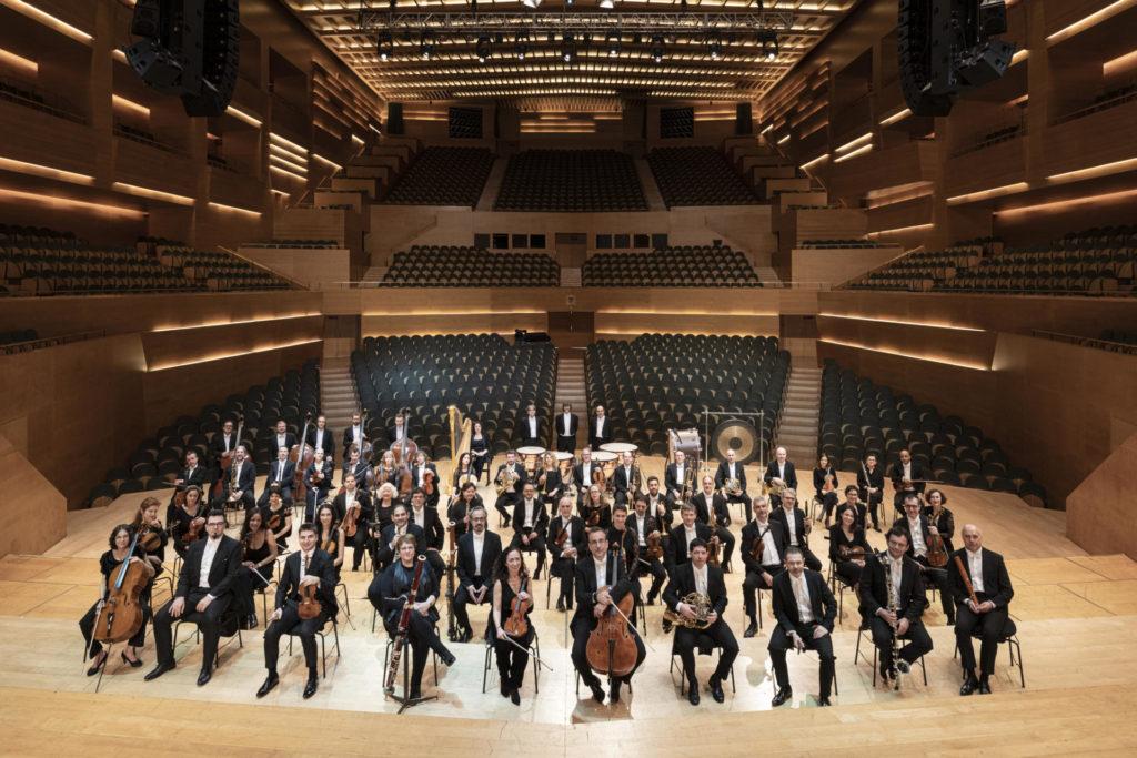 Imatge de l'Orquestra Simfònica de Barcelona i Nacional de Catalunya.