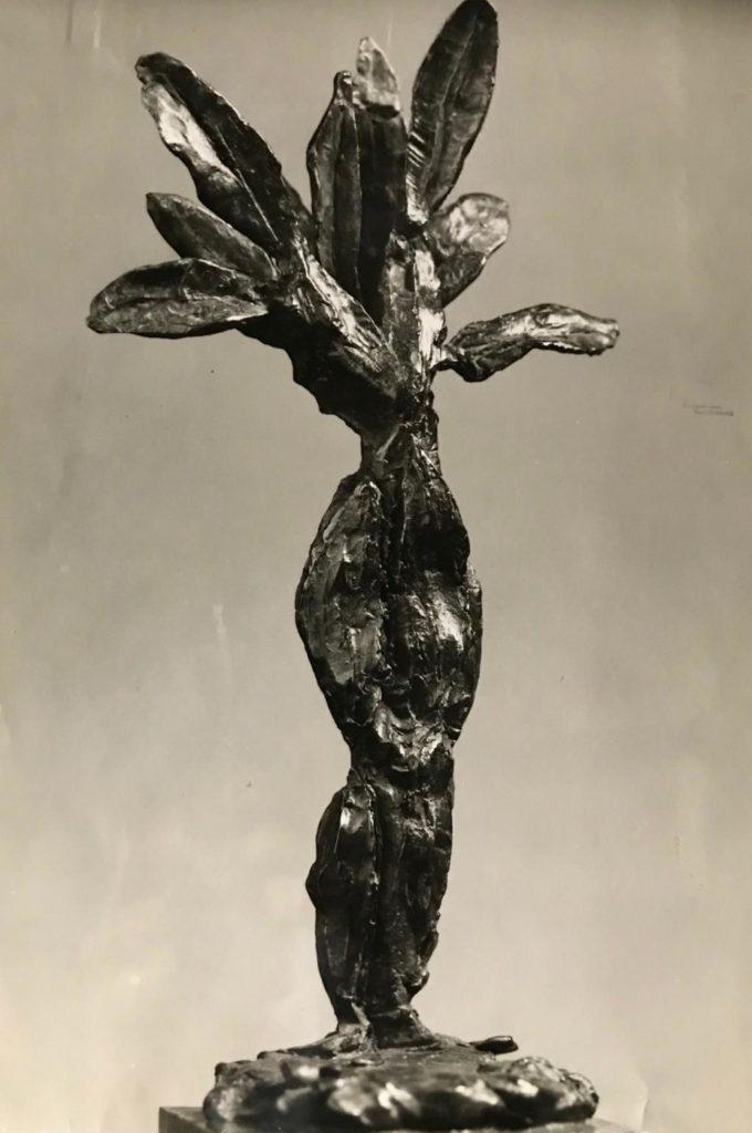 Apel·les Fenosa. L'Olivier. Bronze. 1981