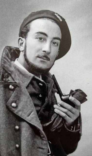 L'únic fill de Marguerite Laborde, Jean de Riquer Laborde