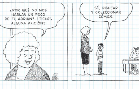 Misèries del món del còmic