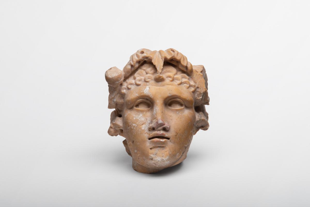 El cap de Bacus, Museu de Granollers