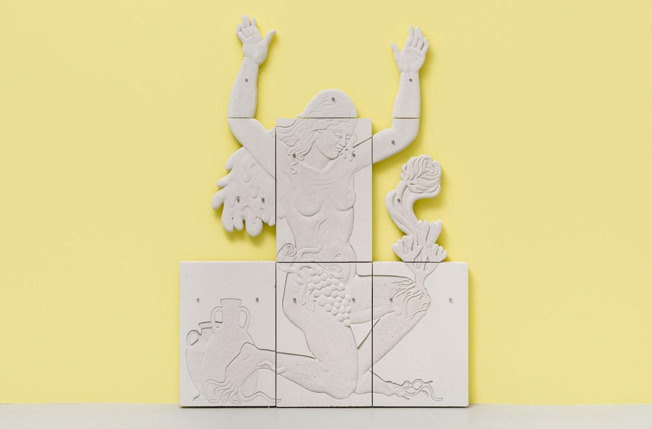 Sif Itona Westerberg, House of Dionysus (2020), Gether Contemporary, Copenhaguen.
