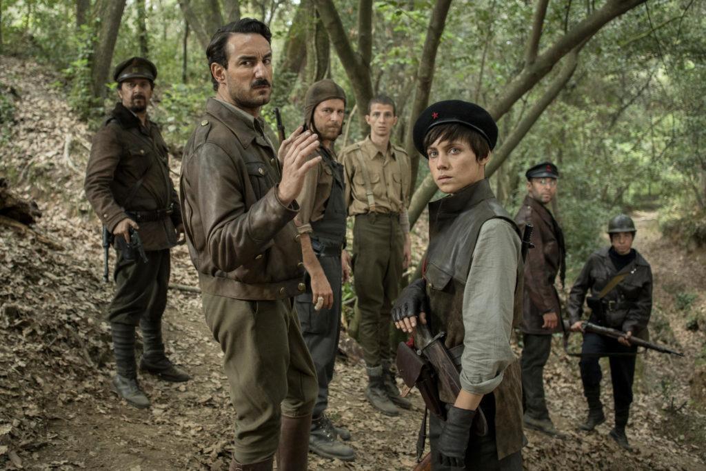 Una escena del film 'Malnazidos'