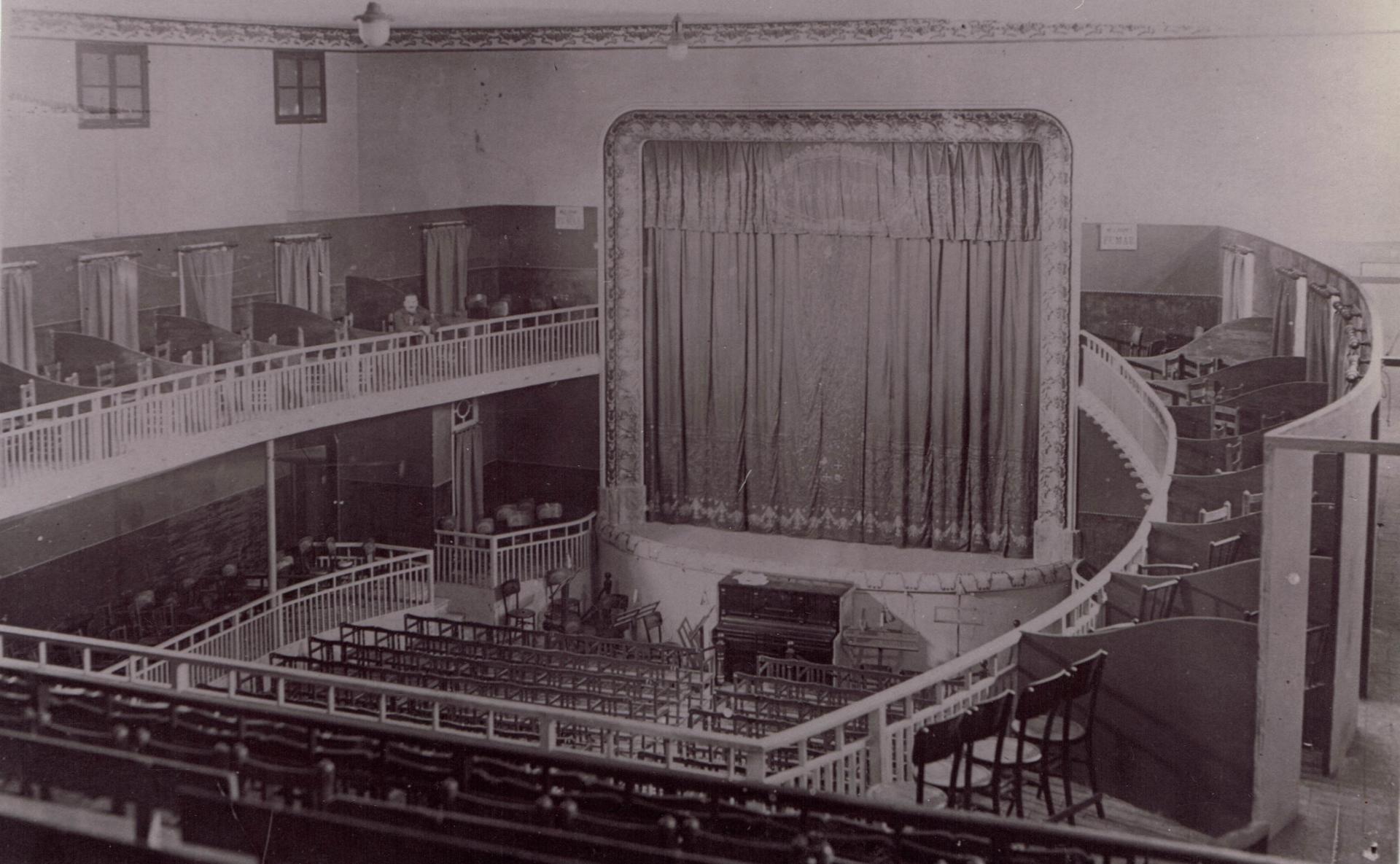 El cinema Comtal, de Ripoll