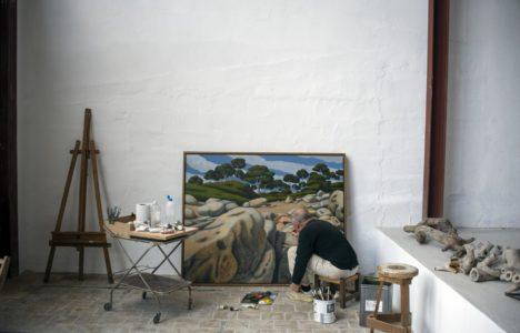 Andreu Maimó, un pagès dels colors i de les formes