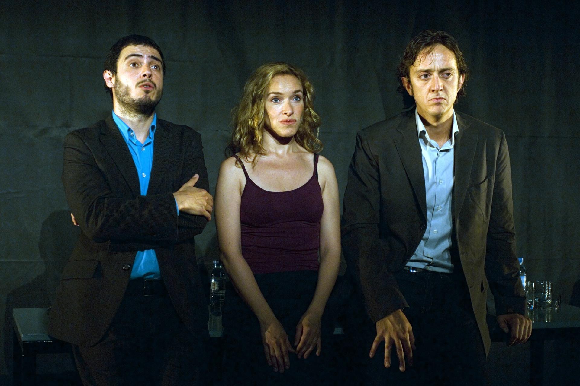 'La parte de los críticos' del '2666' de Roberto Bolaño que va portar a escena Àlex Rigola el 2007. Foto: Ros Ribas