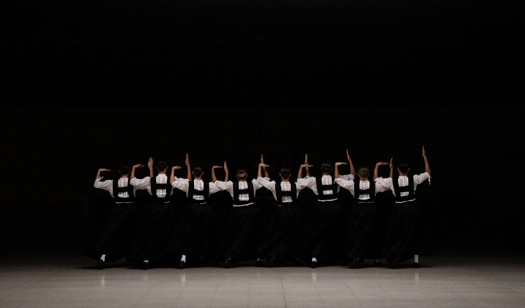 'Sonoma', de La Veronal, ha estat un dels grans espectacles de 2020. Foto: Alex Font
