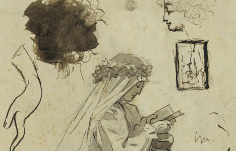 Picasso i el gest primigeni del dibuix