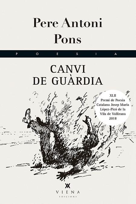 Canvi de guàrdia (Viena), de Pere Antoni Pons