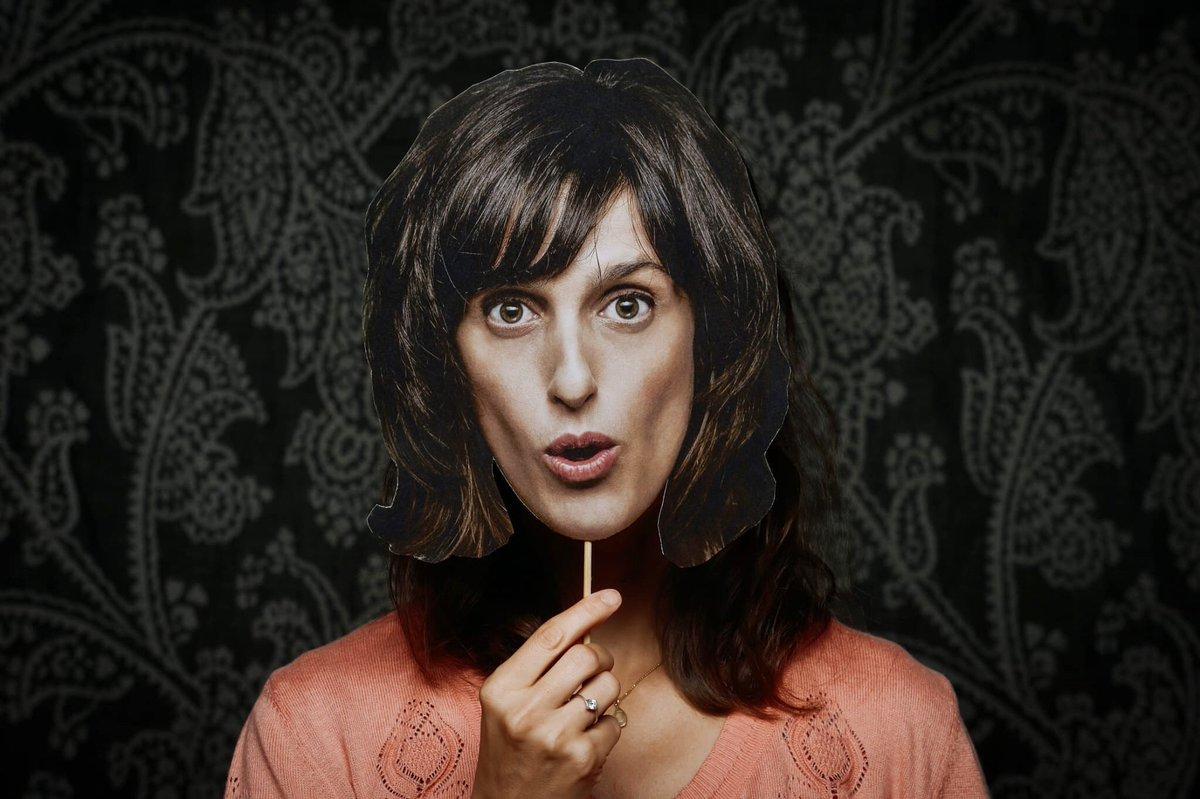 L'actriu Laura Aubert. Foto: Els Pirates Teatre