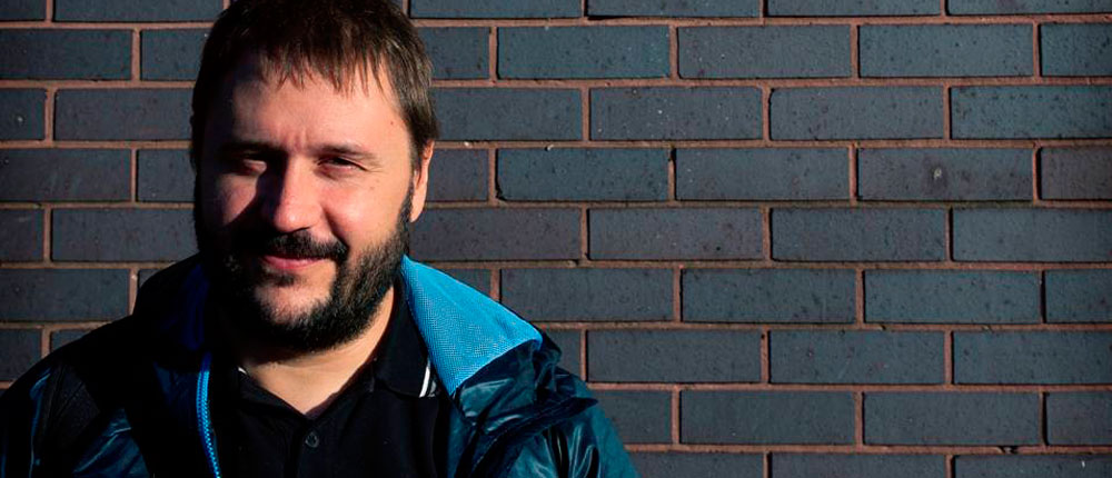L'autor i director Marc Rosich