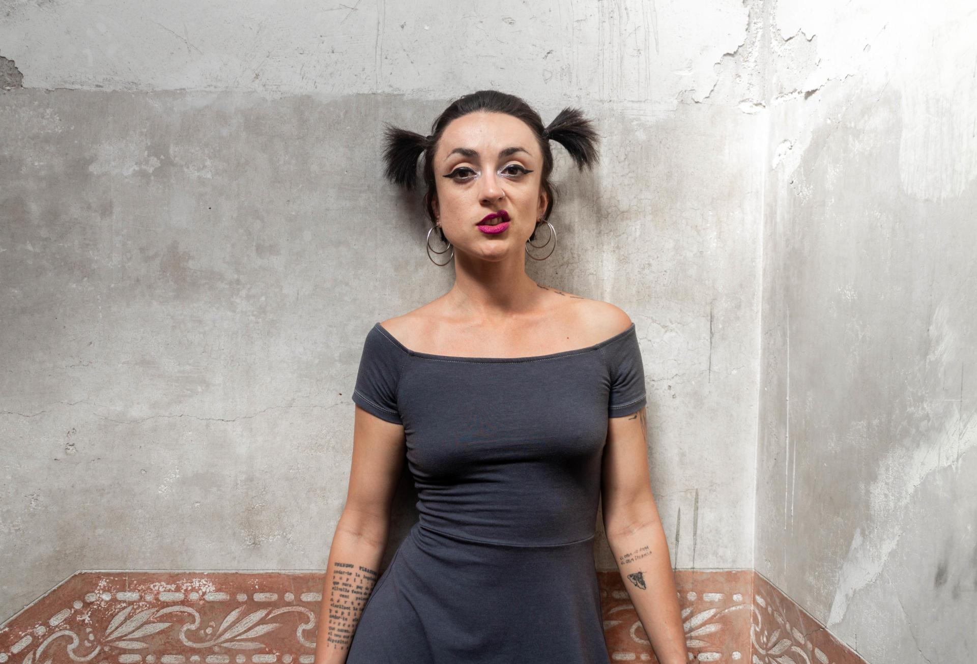 Maria Sevilla Paris. Foto: Joan Martínez
