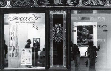 En el 45è aniversari de la Galeria Joan Prats