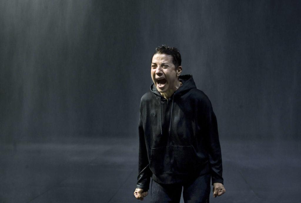 Emma Vilarasau a 'Medea', dirigida per Lluís Pasqual, al Lliure. Foto: Ros Ribas
