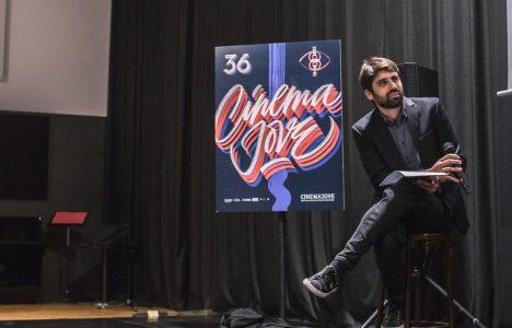 """Carlos Madrid: """"Mentre continuen havent sales de cinema amb gent, continuarà havent festivals presencials"""""""