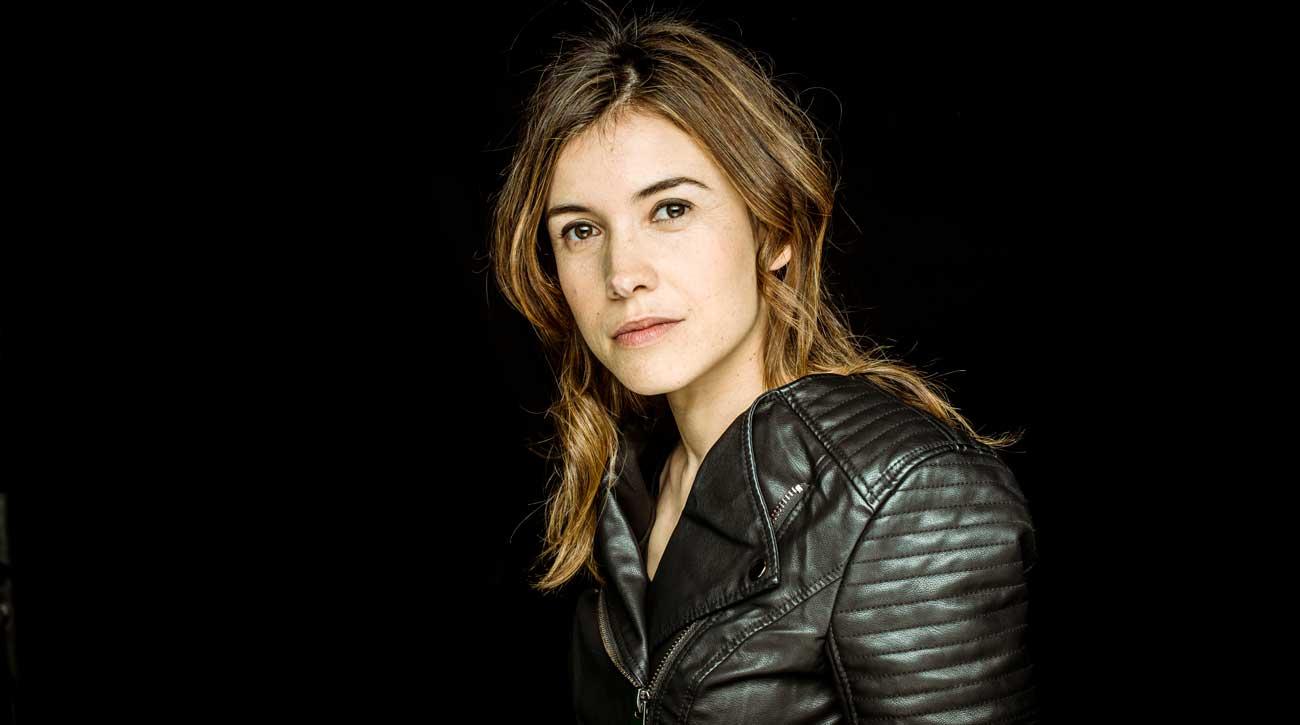 L'actriu Mar Ulldemolins. Foto: Gota de Luz