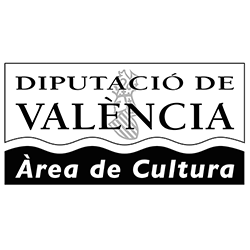 Logo de la diputació de Valencia